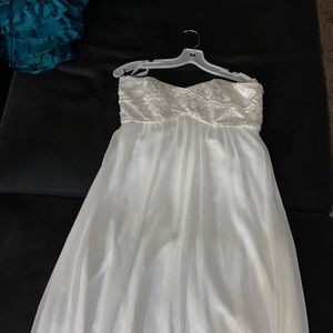 David's bridal dress for sale never worn